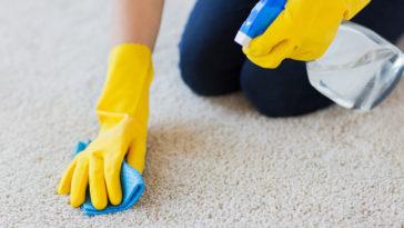 Come pulire i tappeti in modo naturale