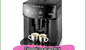 pulire macchine da caffè