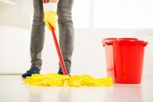 rimedio naturale per pulire i pavimenti