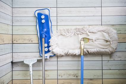 Come lavare le pareti di casa