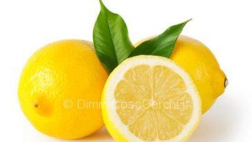 usi del limone in casa