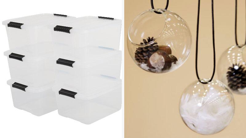 Come riordinare gli addobbi di Natale: idee e soluzioni facili