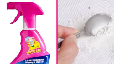 Come togliere le macchie di olio dai tessuti