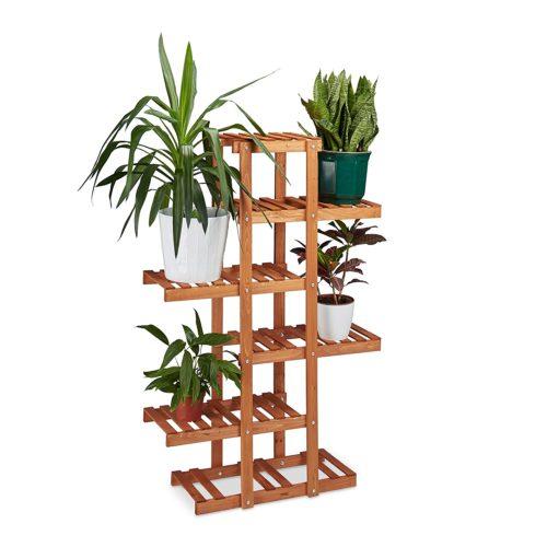 mobiletto per piante orchidee