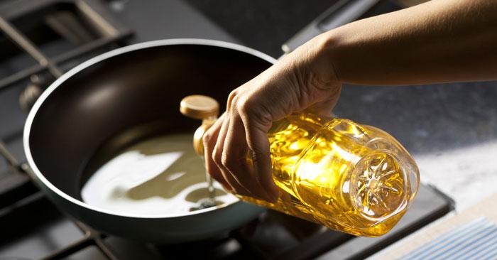 Olio da cucina: dove smaltirlo