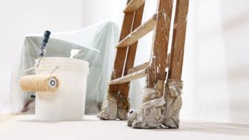 Pitturare casa senza sporcare