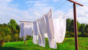 Come igienizzare asciugamani e lenzuola