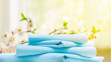 Come piegare lenzuola con angoli