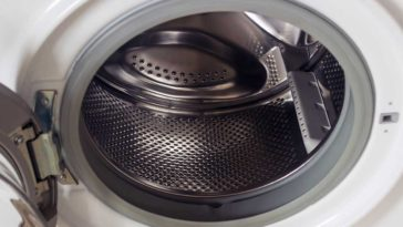 Come pulire la guarnizione della lavatrice