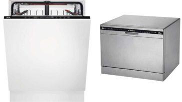 lavastoviglie a confronto