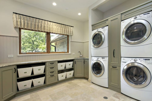 Asciugatrice sopra lavatrice