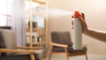 Spray disinfettante per ambienti