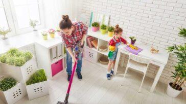 errori durante le pulizie